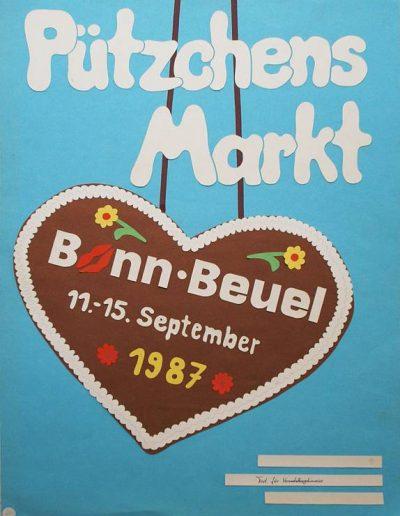 Plakat 1987-1