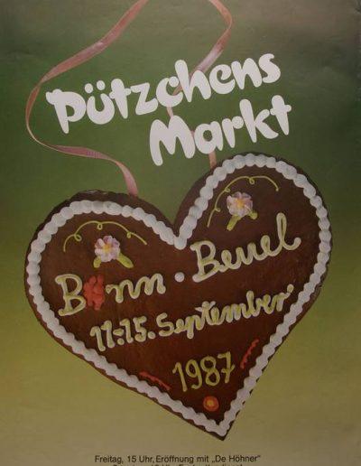 Plakat 1987-2