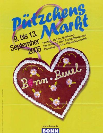 Plakat 2005