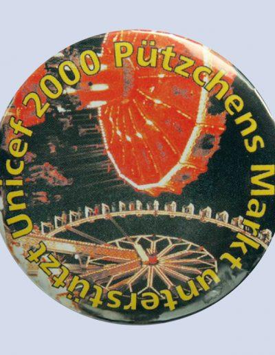 Buttons mit Jahreszahl